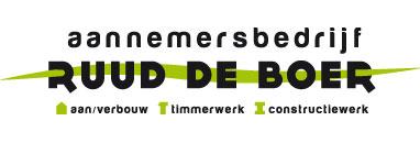 Aannemersbedrijf Ruud de Boer